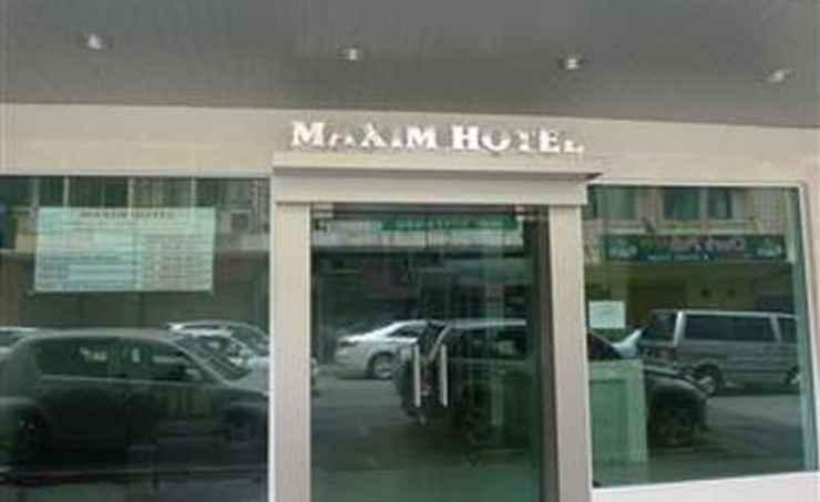 EXTERIOR_BUILDING Maxim Hotel