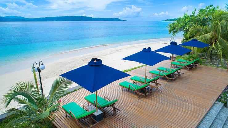 EXTERIOR_BUILDING Gangga Island Resort & Spa