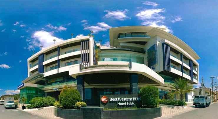 EXTERIOR_BUILDING Best Western Plus Hotel Subic