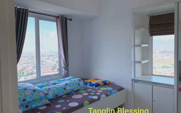Two Bedroom at Tanglin Supermal Mansion Surabaya (Blessing) Surabaya - Two Bedroom (Non Smoking, max. check in time is 21.00)