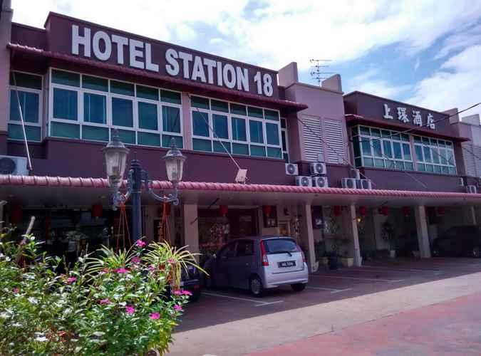 EXTERIOR_BUILDING Hotel Station 18