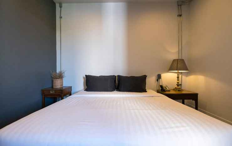 Iron32 Hotel  Chiang Mai - Double with Bath Tub and Terrace#5
