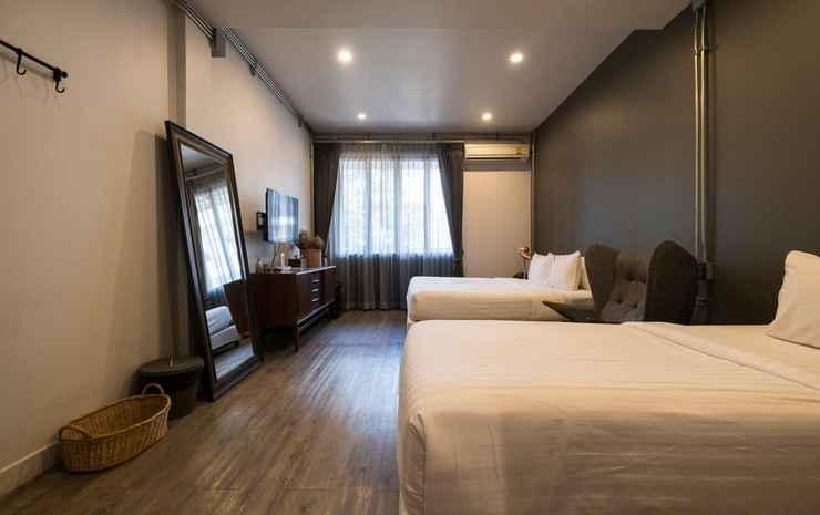 Iron32 Hotel  Chiang Mai - Family Room