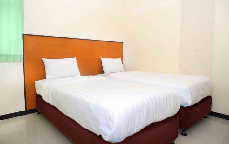Hotel Pelangi Indah Semarang - Deluxe 2 Twin