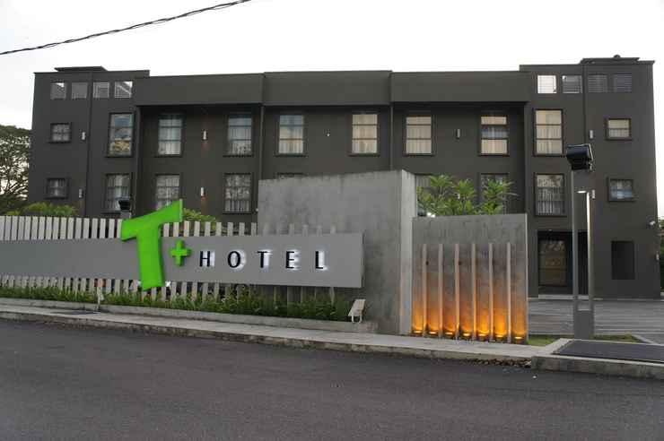 EXTERIOR_BUILDING T+ Hotel Sungai Korok