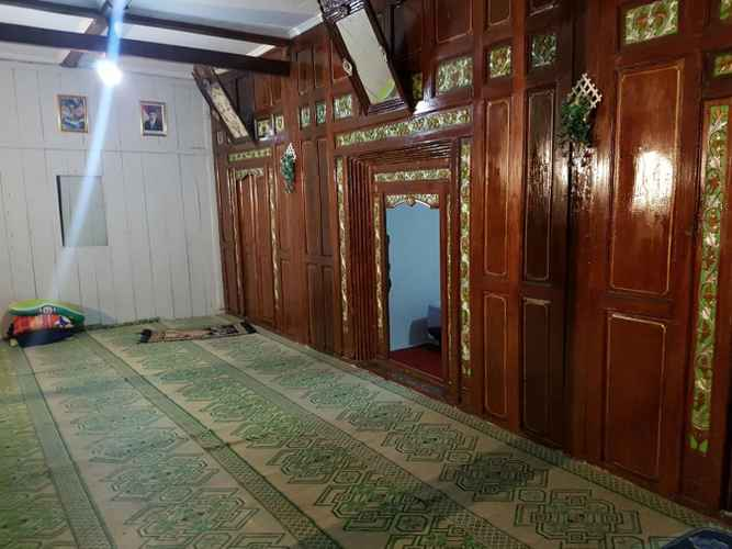 LOBBY Simple Room at Homestay melati Selo