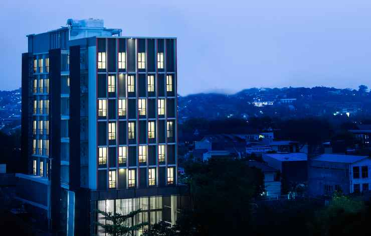 EXTERIOR_BUILDING HA-KA Hotel Semarang Managed by Parador
