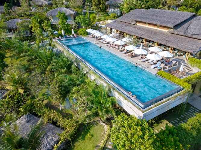 SWIMMING_POOL Lahana Resort Phú Quốc