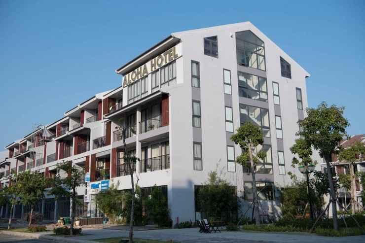 EXTERIOR_BUILDING Khách sạn Aloha Phú Quốc
