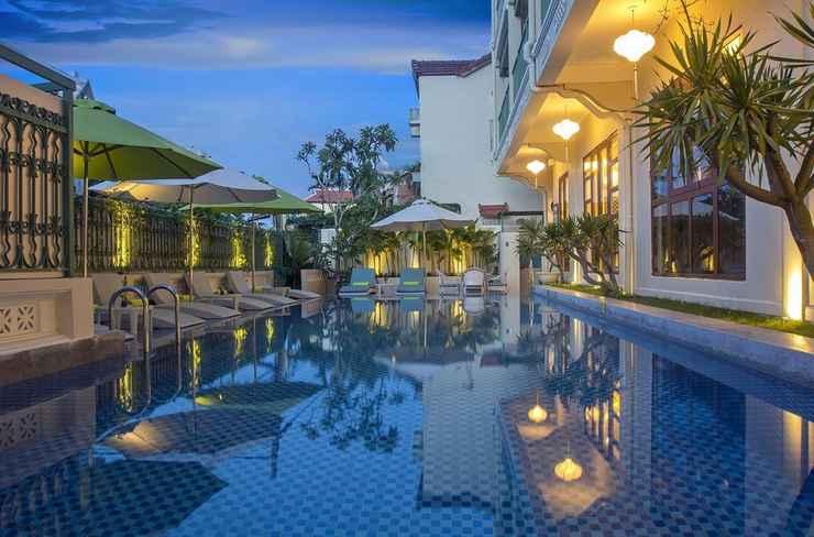 SWIMMING_POOL Lantana Riverside Hội An Boutique Hotel & Spa