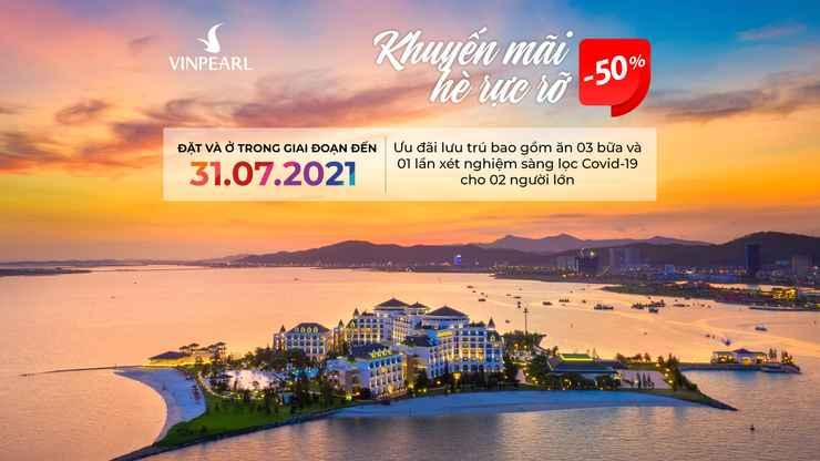 EXTERIOR_BUILDING Vinpearl Resort & Spa Ha Long