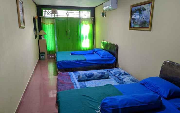 Homestay Olala Bandar Lampung - Family Room, Pasangan Butuh Bukti Nikah, Maksimal Check In Jam 9 Malam