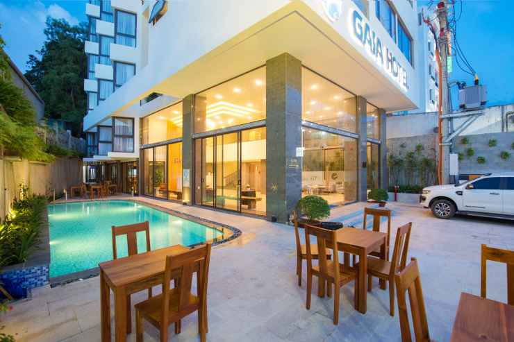 EXTERIOR_BUILDING Gaia Hotel Phú Quốc
