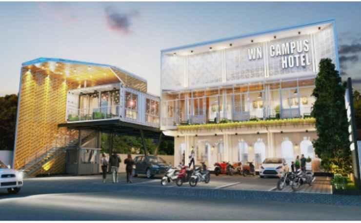 EXTERIOR_BUILDING Hotel Wisata Niaga Campus