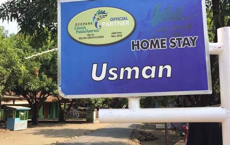 Homestay Usman Geopark Ciletuh Sukabumi -