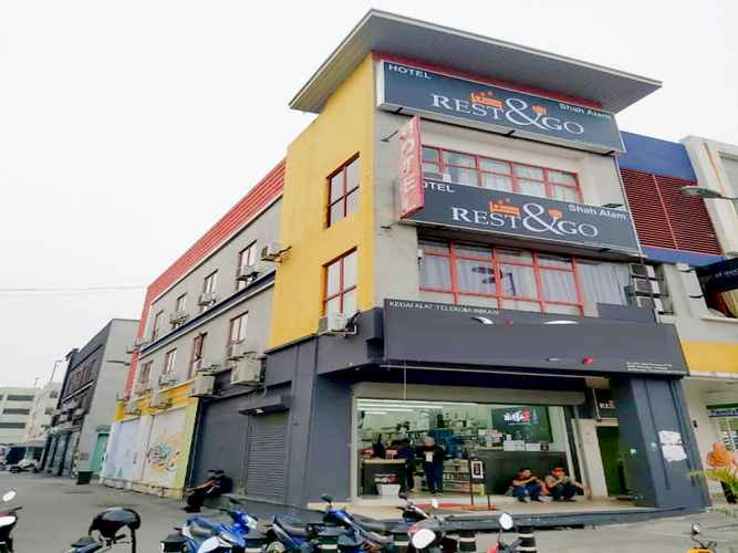 EXTERIOR_BUILDING Rest & Go Shah Alam