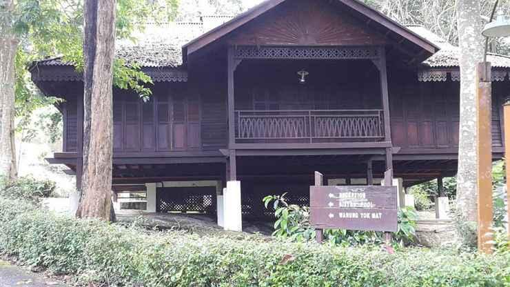 EXTERIOR_BUILDING Kampung Tok Senik Resort