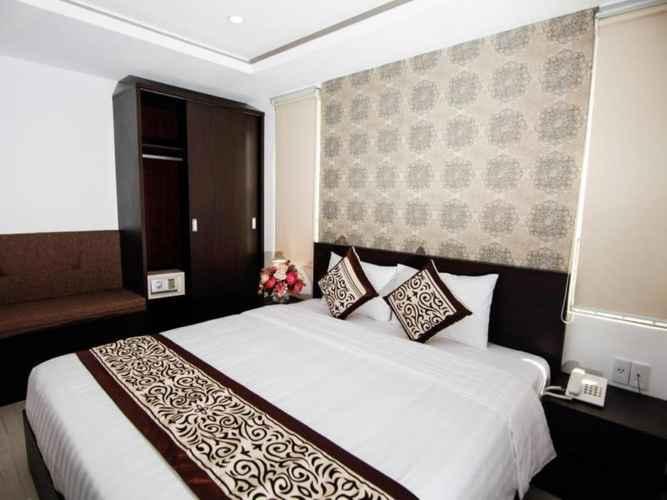 BEDROOM Khách sạn Lucky Star Nha Trang