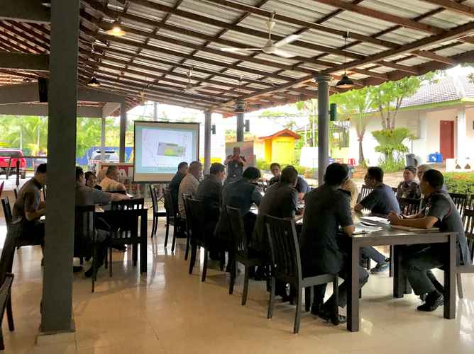 RESTAURANT Xcape Resort