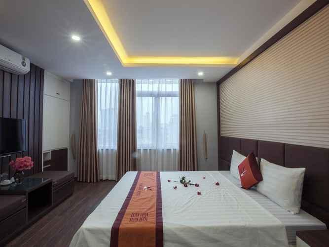 BEDROOM Khách sạn Nam Long