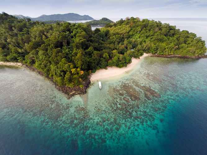 LOBBY Murex Bangka Dive Resort
