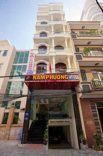 EXTERIOR_BUILDING Nam Phuong Hotel Vung Tau