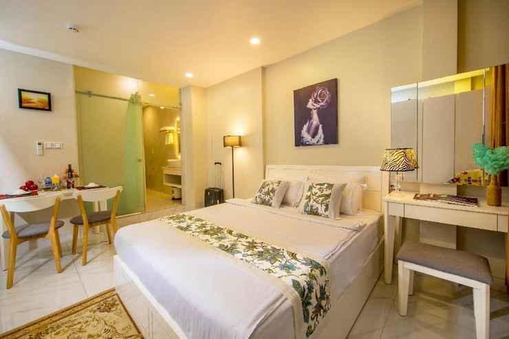 BEDROOM Cherish Central Hotel & Apartment