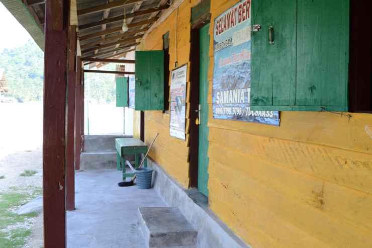 LOBBY Dolphin Room at  Pak Sarmin Homestay Kiluan 2 (MLY2)