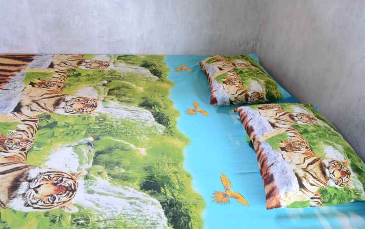 Laguna Room at Pak Sarmin Homestay Kiluan 3 (MLY3) Tanggamus - Laguna Room for 4 Person