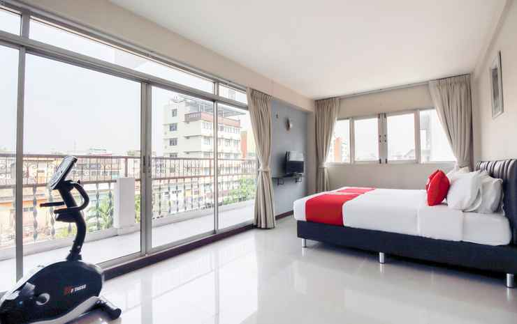 Na Banglampoo Hotel Bangkok - Deluxe Twin