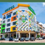 EXTERIOR_BUILDING Hotel Holmes Johor Jaya by Holmes Hotel