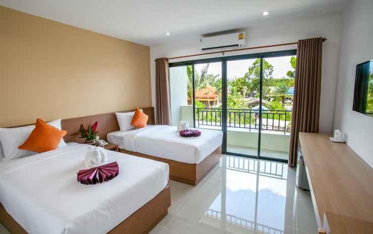 Wanarom Residence Hotel Krabi - Standard Twin Room Only