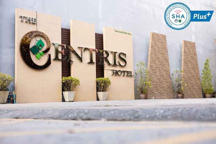 EXTERIOR_BUILDING โรงแรมเดอะเซ็นทริส พัทลุง