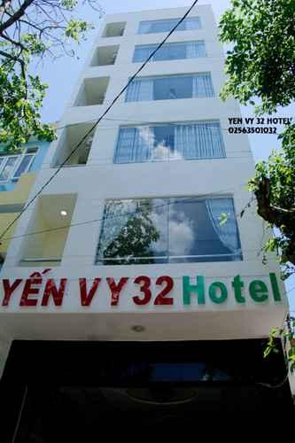 EXTERIOR_BUILDING Khách sạn Yến Vy 32 Quy Nhơn