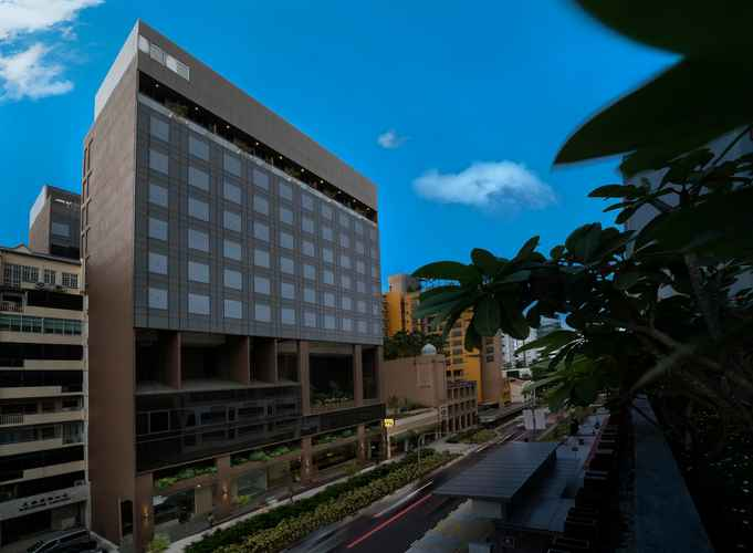 EXTERIOR_BUILDING Hotel Mi