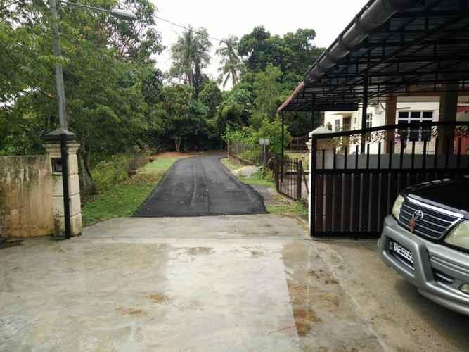 EXTERIOR_BUILDING Rumah Tumpangan Kak Ani
