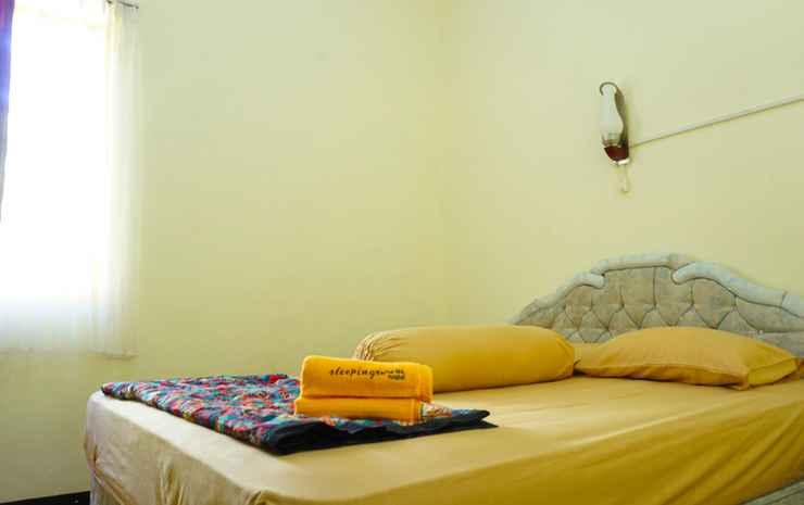The Sleepingroom Hostel Yogyakarta - Double Bed Free Breakfast (AC)