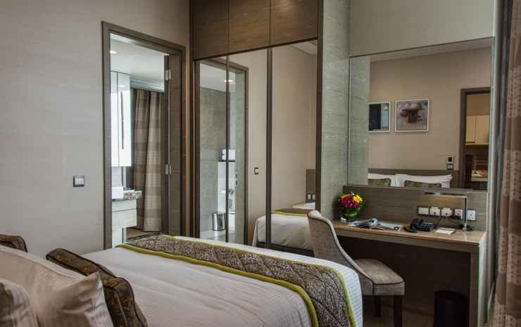 Ascott Sentral Kuala Lumpur Kuala Lumpur - 3Bedroom Premier (Best Flexible Rate Room Only)