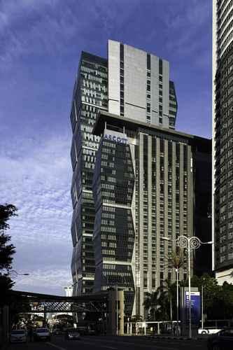 EXTERIOR_BUILDING Ascott Sentral Kuala Lumpur