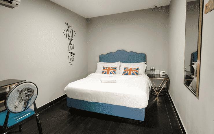 Artz Hotel Johor Bahru Johor - Superior Queen Room
