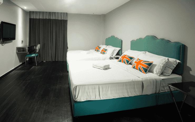 Artz Hotel Johor Bahru Johor - Superior Family Premier Room
