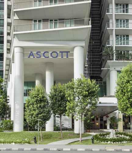 EXTERIOR_BUILDING Ascott Kuala Lumpur