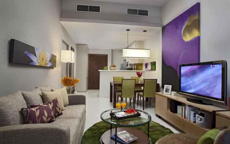 Somerset Kuala Lumpur Kuala Lumpur - 1Bedroom Deluxe Twin (Best Flexible Rate Room Only)
