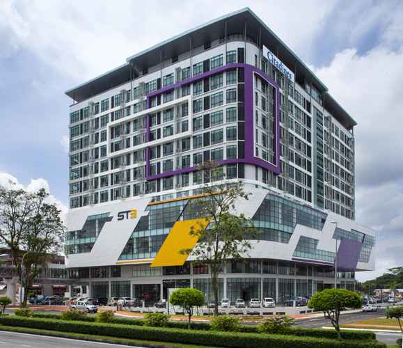 EXTERIOR_BUILDING Citadines Uplands Kuching