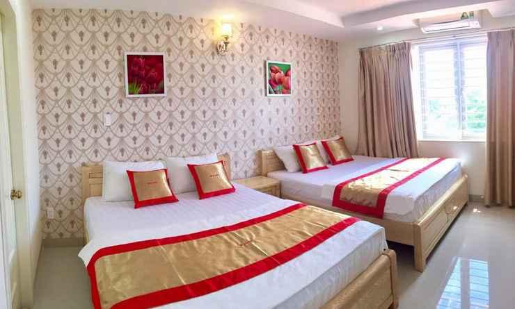 BEDROOM Khách sạn Ruby Land