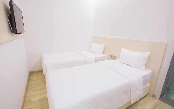 Minimalist Hotel Johor - Deluxe Twin Room
