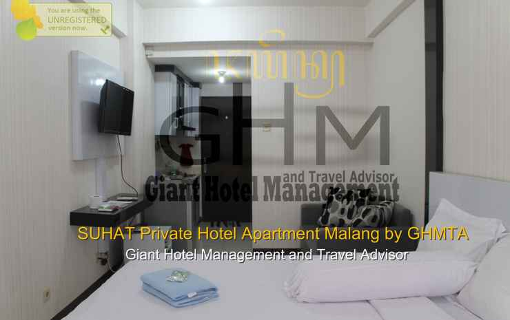 SUHAT Private Apartment - GHMTA Malang - One Bedroom Executive 4 Pax