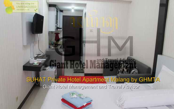 SUHAT Private Apartment - GHMTA Malang - One Bedroom Executive 2 Pax
