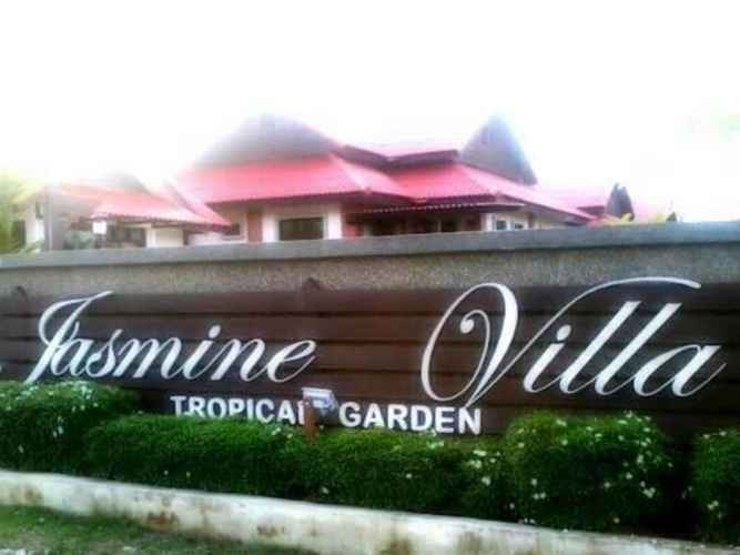 EXTERIOR_BUILDING Jasmine Villa Tropical Garden