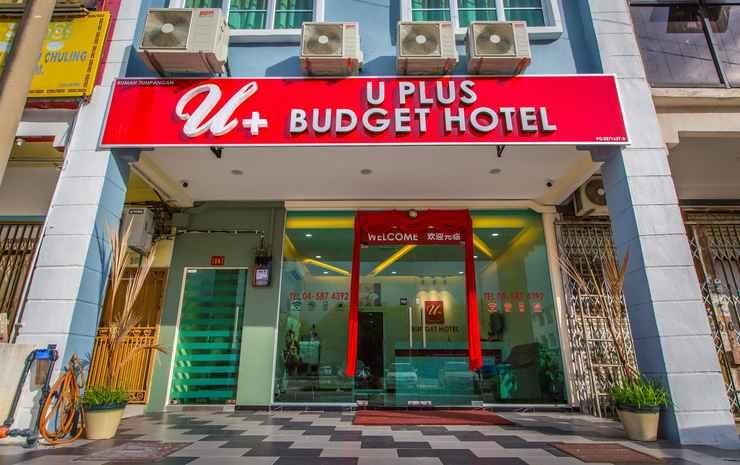 EXTERIOR_BUILDING U Plus Budget Hotel